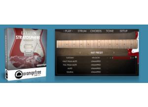 Orange Tree Samples Evolution Electric Guitar Stratosphere