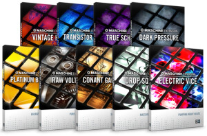 Native Instruments Maschine expansion pack