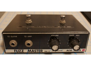 Ace Tone Fuzz Master FM-2