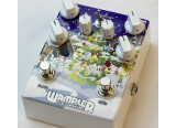 The Wampler Faux Tape Echo in limited Xmas edition