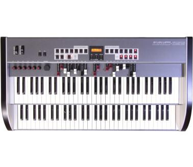 Genuine Soundware / GSi DMC-122 Dual Midi Console