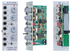 Doepfer A-171-2 Voltage Controlled Slew Processor/Generator