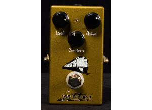 Jetter Gear Wildwood Exclusive Gold Box Traindrive