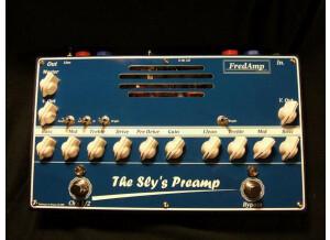 FredAmp The Sly's Preamp (Custom)