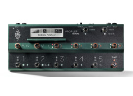 [NAMM] A foot controller for the Kemper Profiler