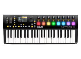Akai's Advance keyboards get major VIP 2.0 update
