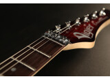 [NAMM] Vigier's new ZeroFret-S for guitar