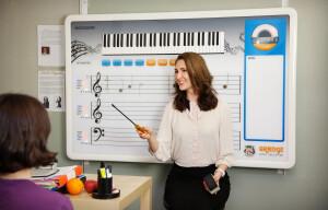 Orange Musicboard