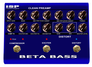 Isp Technologies Beta Bass