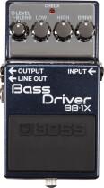 [NAMM] Pédale Boss BB-1X pour basse