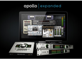 [NAMM][VIDEO] UAD Apollo Expanded