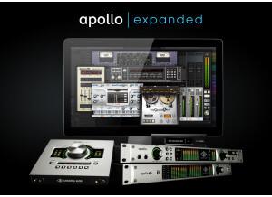 Universal Audio Apollo Expanded