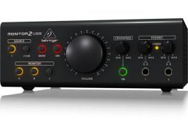 [NAMM] Behringer Monitor2USB