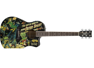 Fender Vince Ray Outer Space Bucket