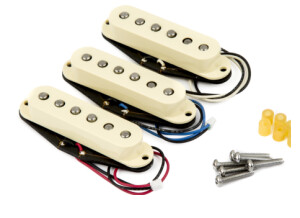 Fender Custom Shop Fat '50s Solderless Stratocaster Pickups