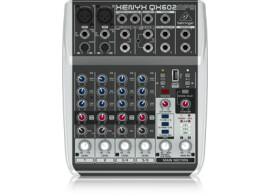 [NAMM] Behringer Xenyx QX602MP3 mixer