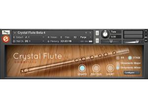 Embertone Crystal Flute