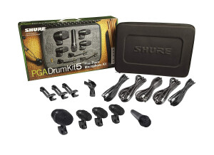 Shure PGA Drum Kit 5