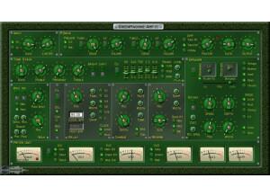 Patrick Wurr Audio Engineering GreenMachine Amp II