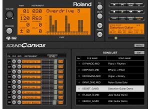 Roland Sound Canvas for iOS