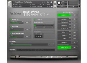 Ilya Efimov Sound Production Irish Tin Whistle