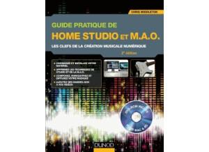 Dunod Guide pratique de Home Studio et M.A.O.