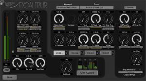 Exponential Audio Excalibur