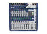 vends table de mixage soundcraft signature 12