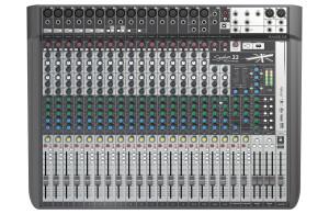 Soundcraft Signature 22 MTK
