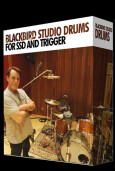 The Blackbird studios drums for SSD4