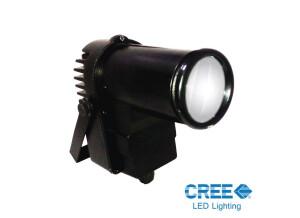 Power Lighting Spot LED 10W Quad Cree