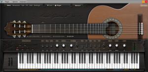 Ample Sound Ample Guitar L II