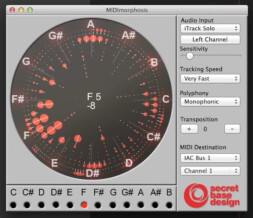 Secret Base Design MIDImorphosis