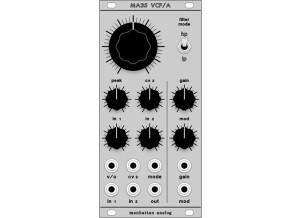 Manhattan Analog MA35 VCF/A