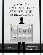 Josh Spoon 50 Shades of Fade to Grey