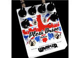 The Wampler Plexi-Drive in Deluxe version