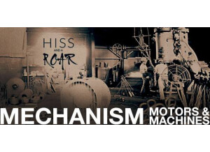 Hiss and a Roar Mechanism