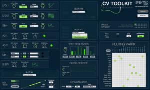 Spektro Audio CV Toolkit