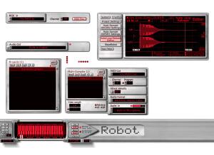 Skylife SampleRobot Volca-X Edition