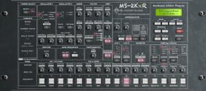 Mystery Islands Music MS2KxR