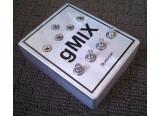 gMix, a 4-channel passive mixer