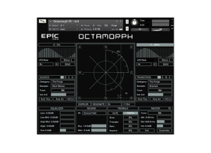 Epic Soundlab Octamorph Forge Edition
