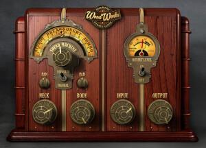 Universal Audio Sound Machine Wood Works