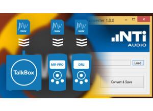 NTI Wave File Converter