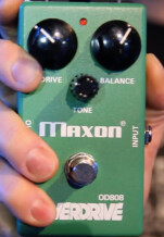 Maxon OD-808 Killswitch Engage?