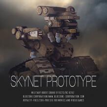 Bluezone Skynet Prototype - Military Robot Sound Effects