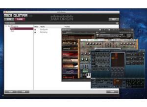 JamOrigin MIDI Guitar for GarageBand