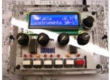 Une carte de filtre CD4069 pour le TubeOhm Phoenix