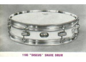 """Premier 1180 """"discus"""" snare drum"""