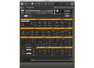Particle Sound 4RP I